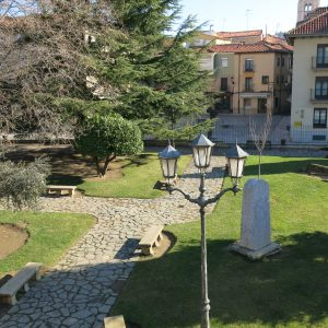 El parque del Cid