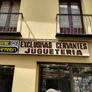 Exclusivas Cervantes
