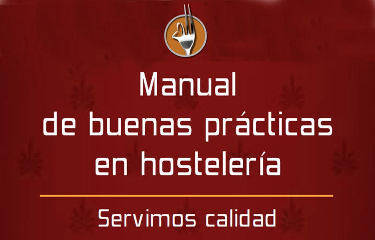 Manual de buenas prácticas en hostelería