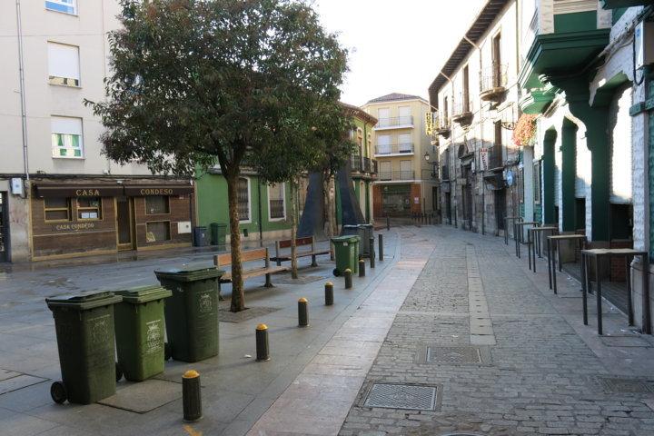 Plaza Torres de Omaña